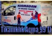 Su kaçağı eyüp servisi