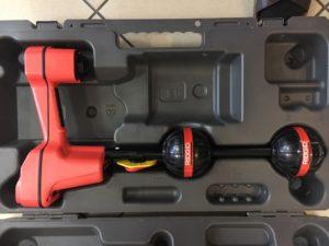 Su Kaçağını Bulmak için Kullanılan Tespit Cihazı