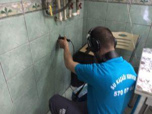 duvardaki su sızıntısını tespit etme eyüpte