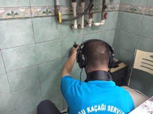 Kameralı Su Kaçaklarını Bulma Firmaları Eyüp
